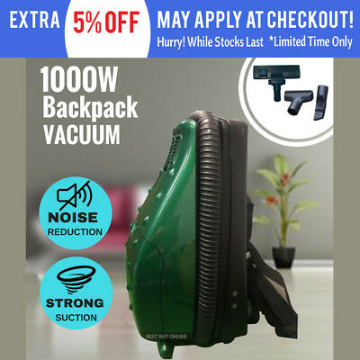VACUUM CLEANER BACKPACK Style EASY OPERATE