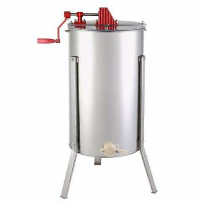 2 Frame Manual Honey Extractor Beekeeping Hive Spinner - Pickup Available.