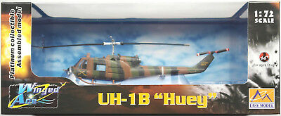 "Easy Model  UH-1B ""Huey"" Helicopter Hubschrauber Tactical Transport 1:72 Neu/OVP"