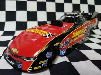 2017 Courtney Force Advance Auto 1:24th NHRA Chevrolet Camaro Funny Car