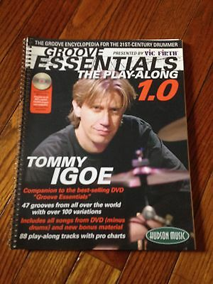 Tommy Igoe Groove Essentials Book And Cd