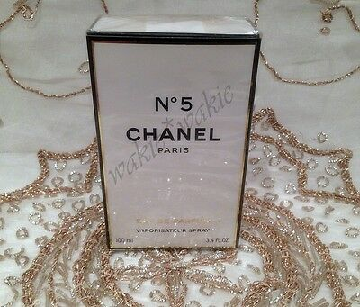 Chanel No 5 100ml EDP Womens Perfume by Chanel