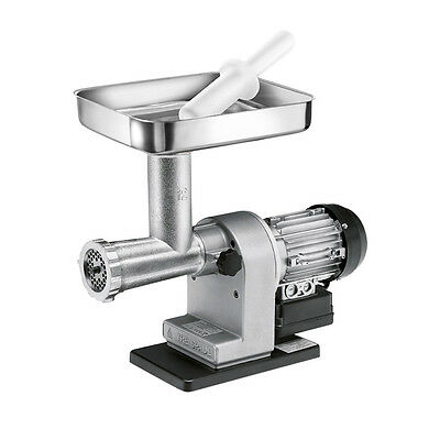 NEW Tre Spade #12 Electric Mincer 0.65HP (RRP $930)