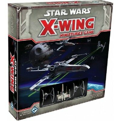 Star Wars X-Wing Miniatures Game Brand New