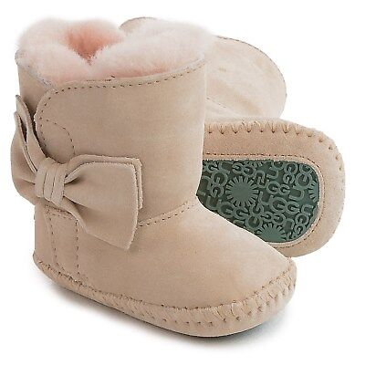 UGG Australia Cabby Boots (Infant/Toddler) Size 0/1, 2/3, 4/5 Freshwater Pearl