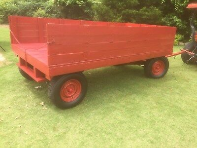 1944 Cotton Trailer
