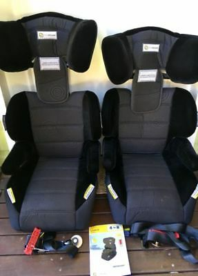 2 Infa Secure Booster Seats Great Condition