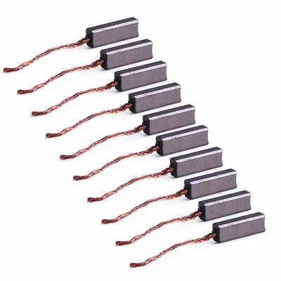 2//4//6 Carbon Brushes Wire Generator Generic Electric Motor Drill Carbon 10PCS
