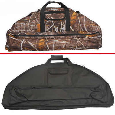 Generous Thicken Bag Hunting Compound Bow Case Archery Shooting Large Storage X