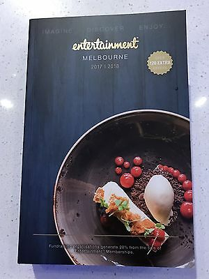 Entertainment Book Individual Vouchers Melbourne 2017/2018