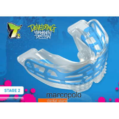 Dispositivo ortodontico dentale Myobrace T2 dental orthodontic appliance Teens
