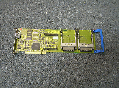 Nortel Norstar Application Module Voice Mail Media Services Based Interface Card