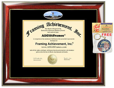 University of Arkansas Fort Smith Diploma Frame Degree Framing Graduation Gift
