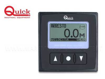 Quick Chc1203 Contacatena Da Plancia Per Ancora - Chain Counter For Anchor