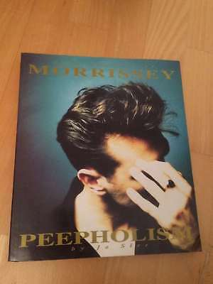 Jo Slee PEEPHOLISM Into the Art of Morrissey paperback 1st ed 1994 Sidgwick
