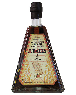 Bally Rum Agricole 3 year old 700ml bottle