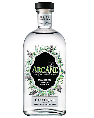 Arcane Cane Crush White Rum 700mL bottle