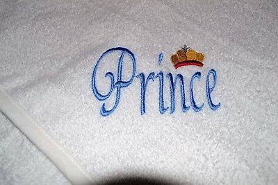Non Hooded Baby Towel