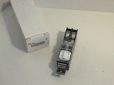 Allen Bradley 595-Ab 595 Ab Series C Auxiliary Contact New