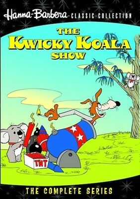 THE KWICKY KOALA SHOW COMPLETE SERIES New DVD Hanna-Barbera Classic Collection