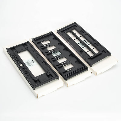 Nikon FH-869S, 835S, 835M Film Holders 4 Coolscan Scanner LS-8000 and LS-9000