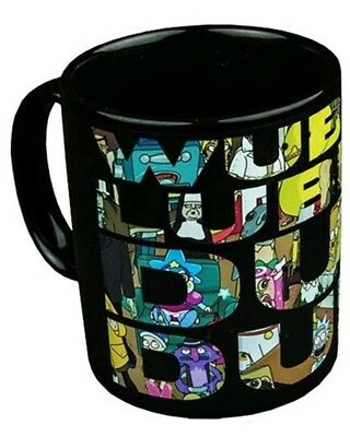 Rick and Morty Group Shot Heat Changing Mug Collectable Gift Geek