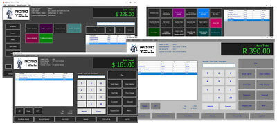 ROBOTILL Point of Sale Software that is Professional, Powerful, Easy to Use