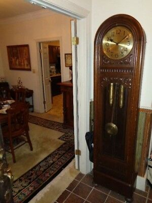 GRANDFATHER CLOCK - Tall Case - German