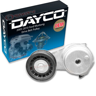 Dayco Drive Belt Pulley for 2005-2010 Ford Mustang 4.0L V6 - Tensioner pm