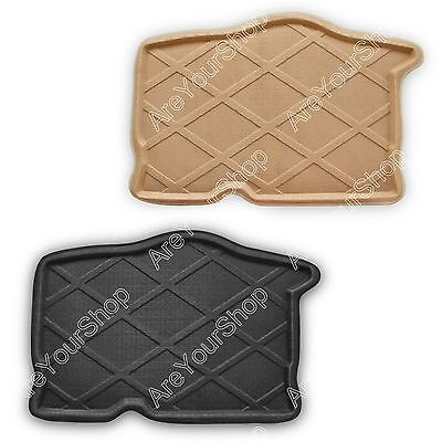 Rear Trunk Tray Cargo Mat Boot Liner Floor For Mazda2 Hatchback 2007-2014 AU