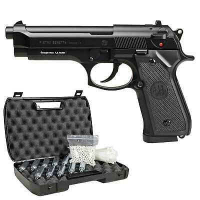 Beretta 92 FS Softair-Co2-Pistole Kaliber 6 mm BB NBB > 0,5 Joule (P18)