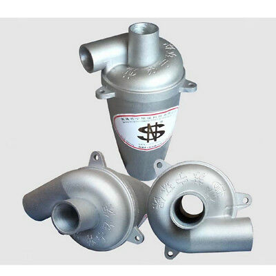 Aluminium Dust Separation Vacuums Cleaner Filter Collector Cyclone Collector