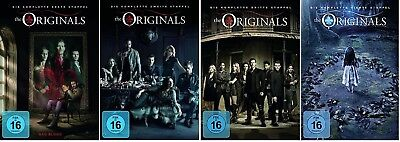 The Originals Staffel 1-4 (1+2+3+4) DVD Set NEU OVP