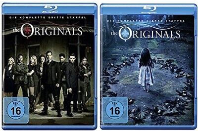 The Originals Staffel 3+4 Blu-ray Set NEU OVP