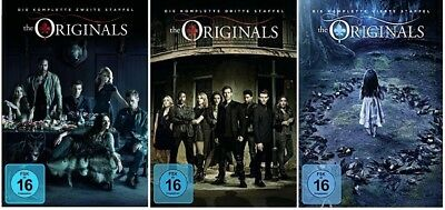 The Originals Staffel 2-4 (2+3+4) DVD Set NEU OVP