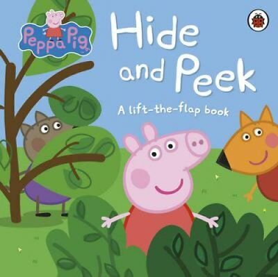 Peppa Pig: Hide and Peek A Lift-the-Flap book by Peppa Pig 9780241289273
