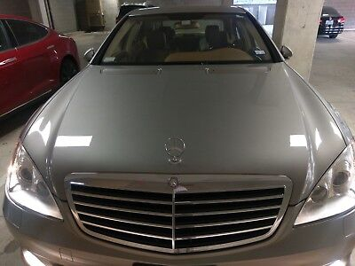 2007 Mercedes-Benz S-Class S550 Base LOW MILES, EXCELLENT CONDITION IN AND OUT, VERY WELL MAINTAINED, ALWAYS GARAGED