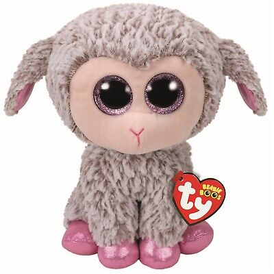 Ty Beanie Babies Boos 37257 Dixie the Easter Lamb Boo Buddy