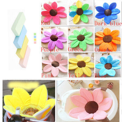 80cm Recommended Flower Shaped Canary Bathtub Sink Shower Mat Fit Newborn Baby