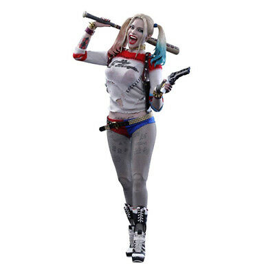 """DC COMICS - Suicide Squad - Harley Quinn 1/6 Action Figure 12"""" Hot Toys MMS383"""