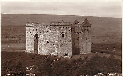 Hermitage Castle From South West, Nr NEWCASTLETON, Roxburghshire RP