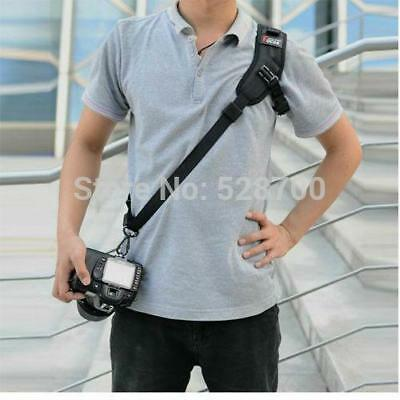 Digital SLR Camera Single Strap Shoulder Quick Rapid Camera Sling Strap For Bag