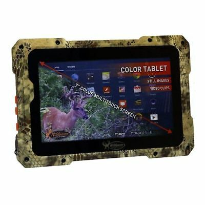 """Wildgame Innovations Trail Pad Series VU100 7"""" Android Photo Viewer Tablet"""