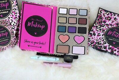 The Power Of Makeup Too Faced Nikkietutorials Palette New In Box !!!