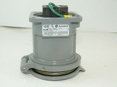 Russellstoll DF3107FRAB0 30a 125v Receptacle Used