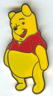 Disney Pins Winnie the Pooh Smiling with Tummy Out Pin!