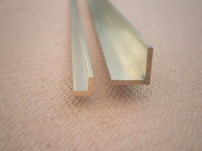 """Brass Equal Angle 1/16"""" thick for model engineer live steam"""
