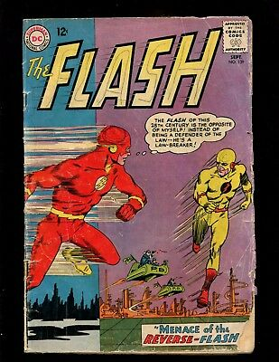 Flash #139 GDVG Infantino Giella 1st & Origin Professor Zoom (Reverse Flash)