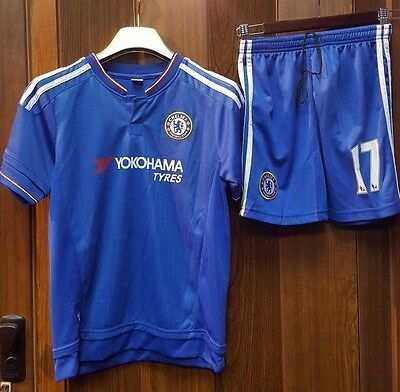 Chelsea FC - Adults - Home Jersey + Shorts