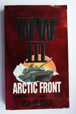 Arctic Front (World War 3) by Slater, Ian Paperback Book The Cheap Fast Free